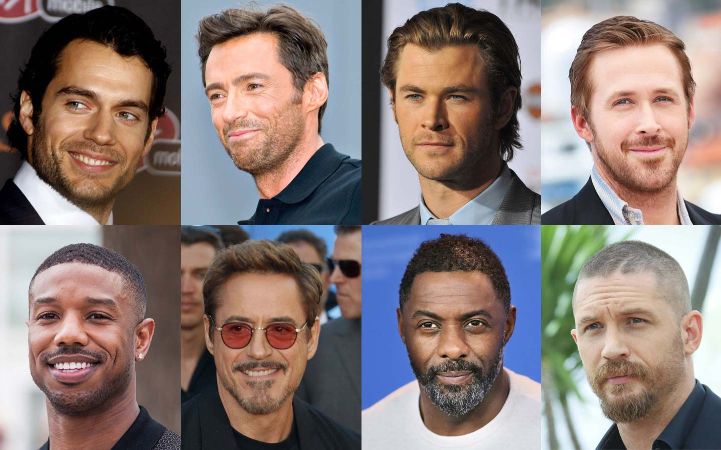 8 male actors I would love to have sex with