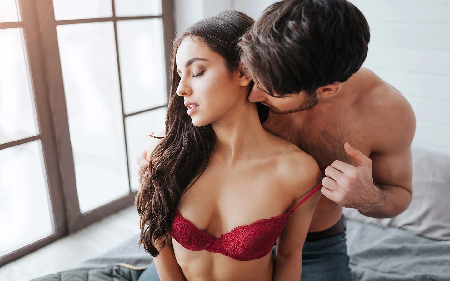 The body parts that you should never overlook during foreplay