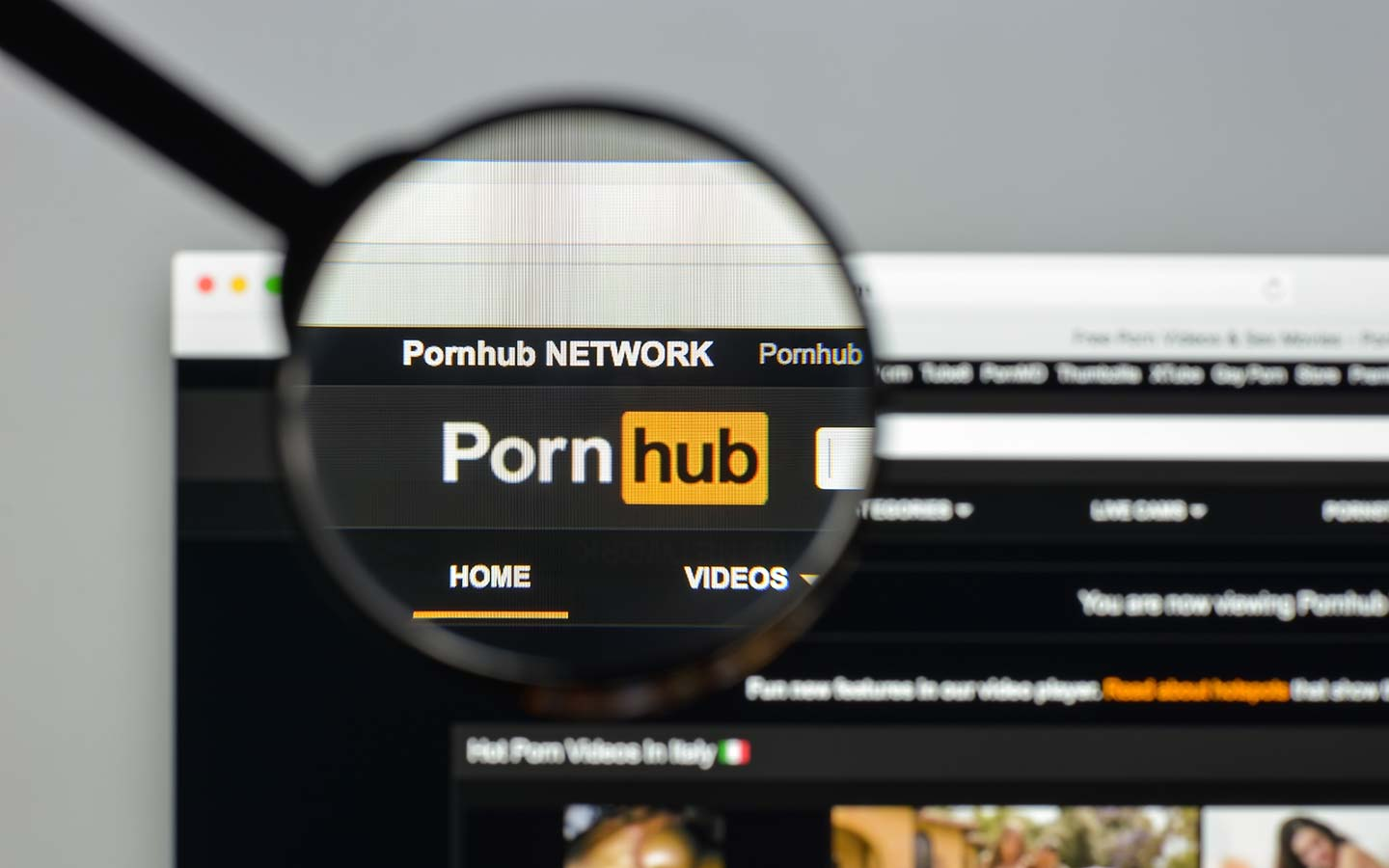 The difference in culture preference for PornHub usage