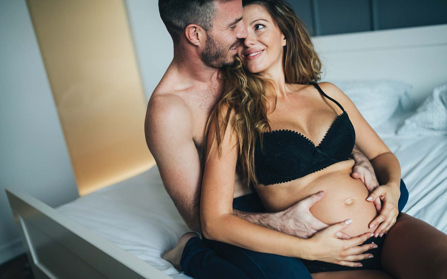 Can I have sex while pregnant?
